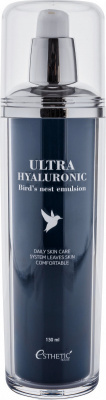 картинка ESTHETIC HOUSE Тонер для лица ЛАСТОЧКА и ГИАЛУРОН Ultra Hyaluronic acid Bird's nest Toner, 130 мл от интернет-магазина mom-me.ru